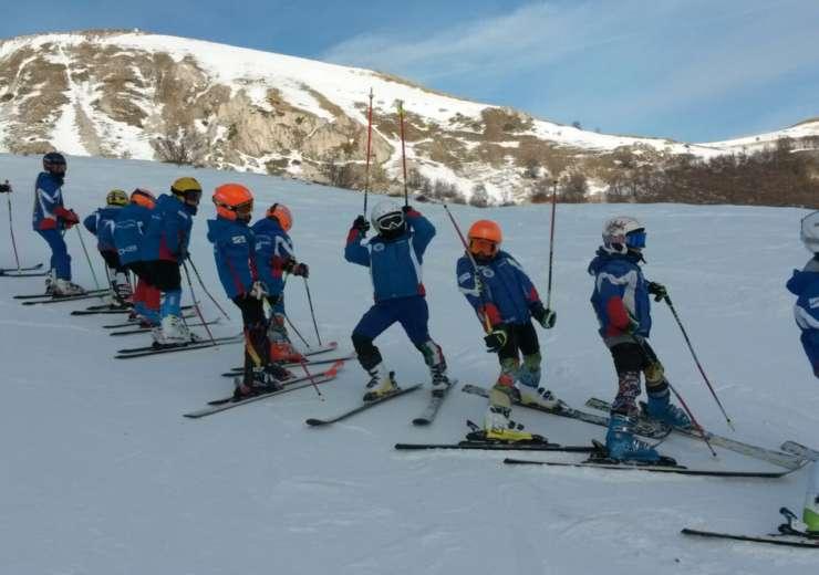 Ski Group Activities