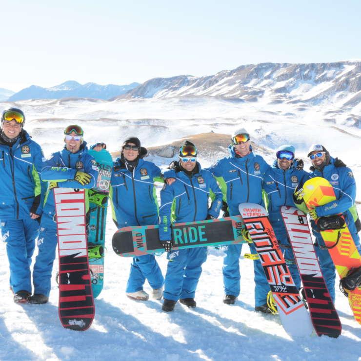 Corsi Collettivi Snowboard